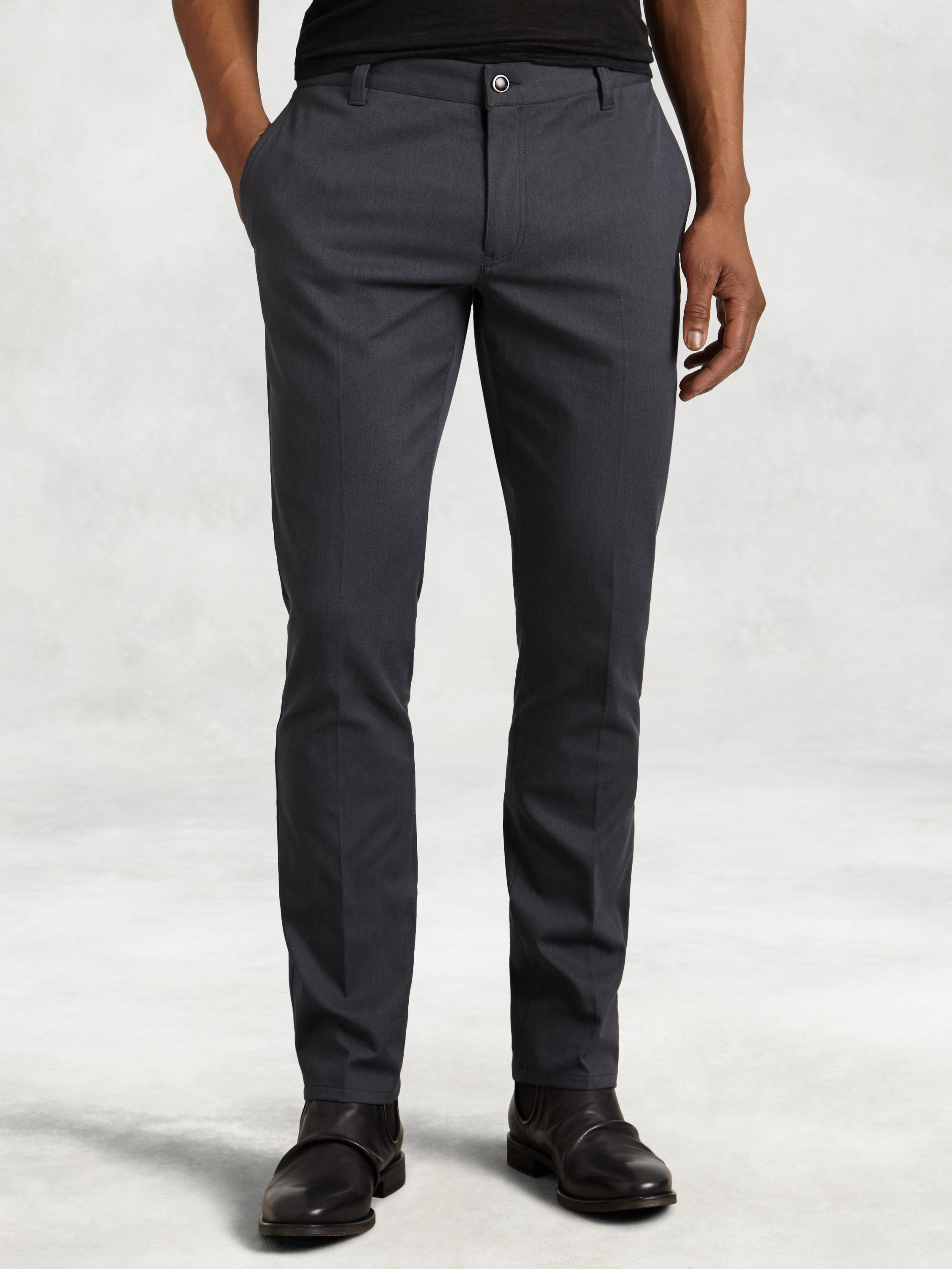 Cotton Stretch Motor City Pant