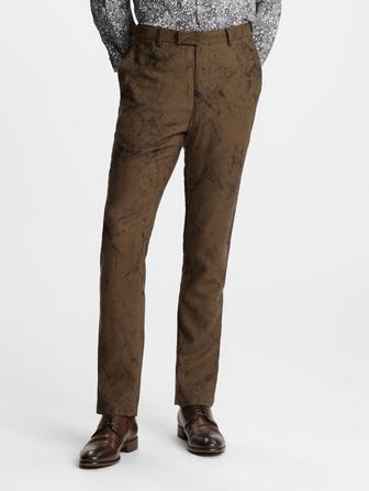 Slim Fit Pant