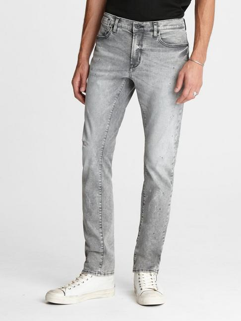 Bowery Fit Jean-Lunar Wash
