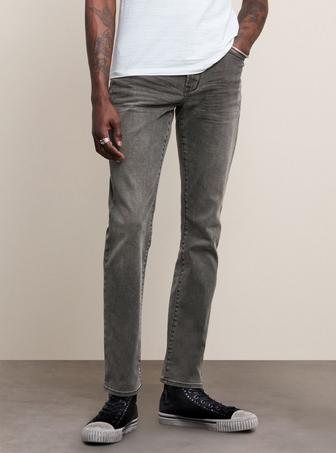 Bowery Coated Cotton Stretch Jean