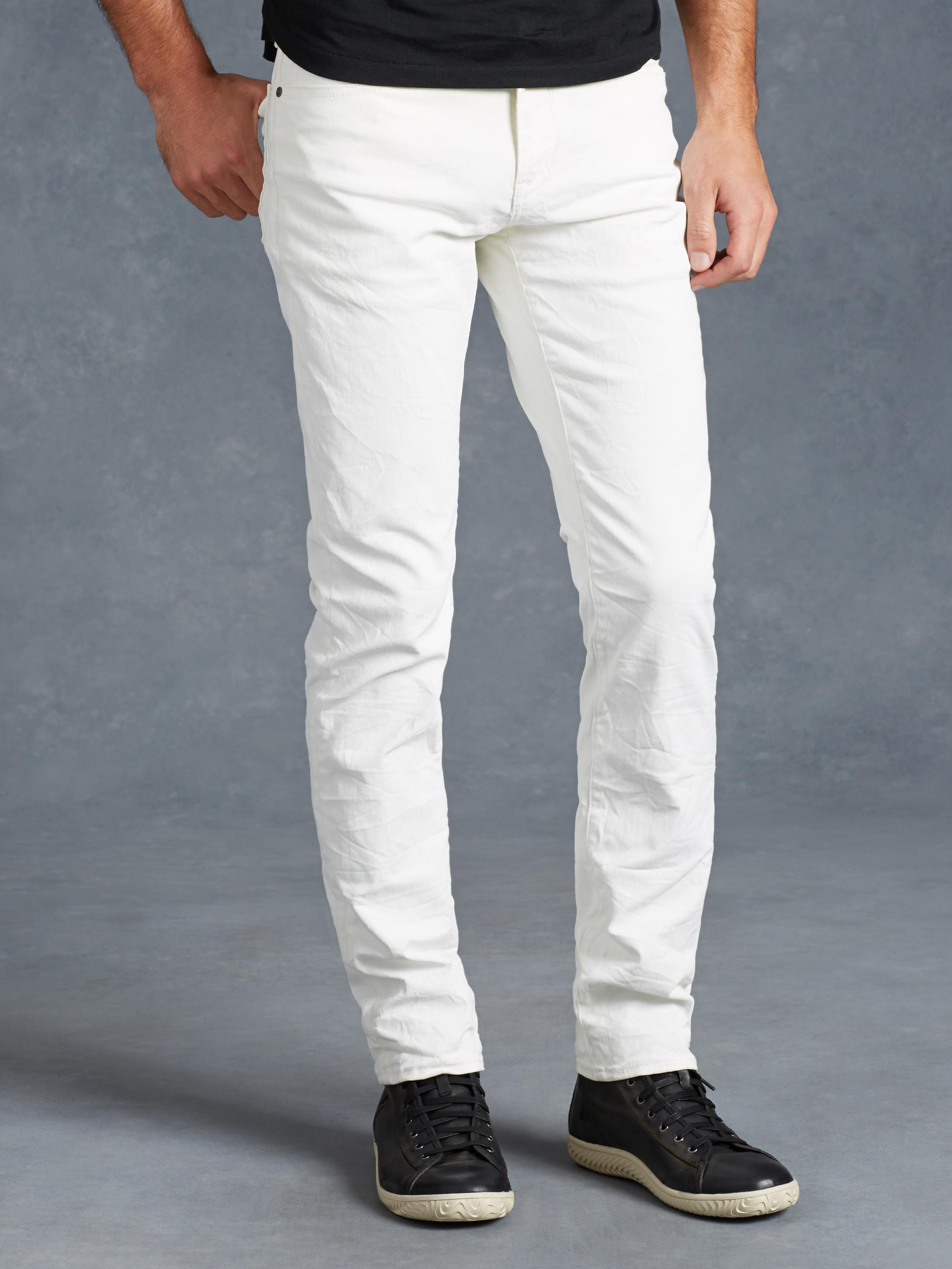 Cotton Coated Bowery Jean