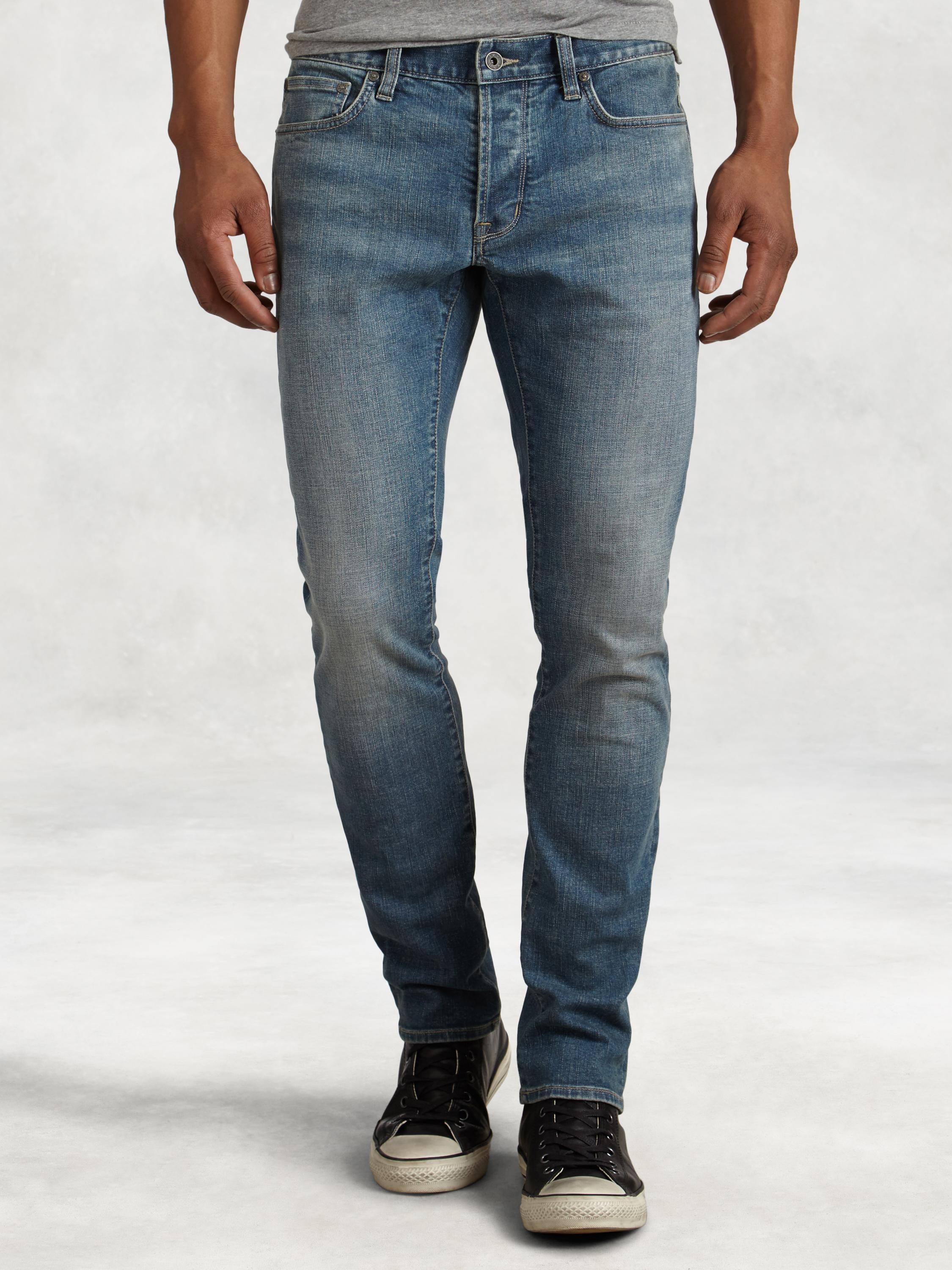 Bowery Medium Wash Jean