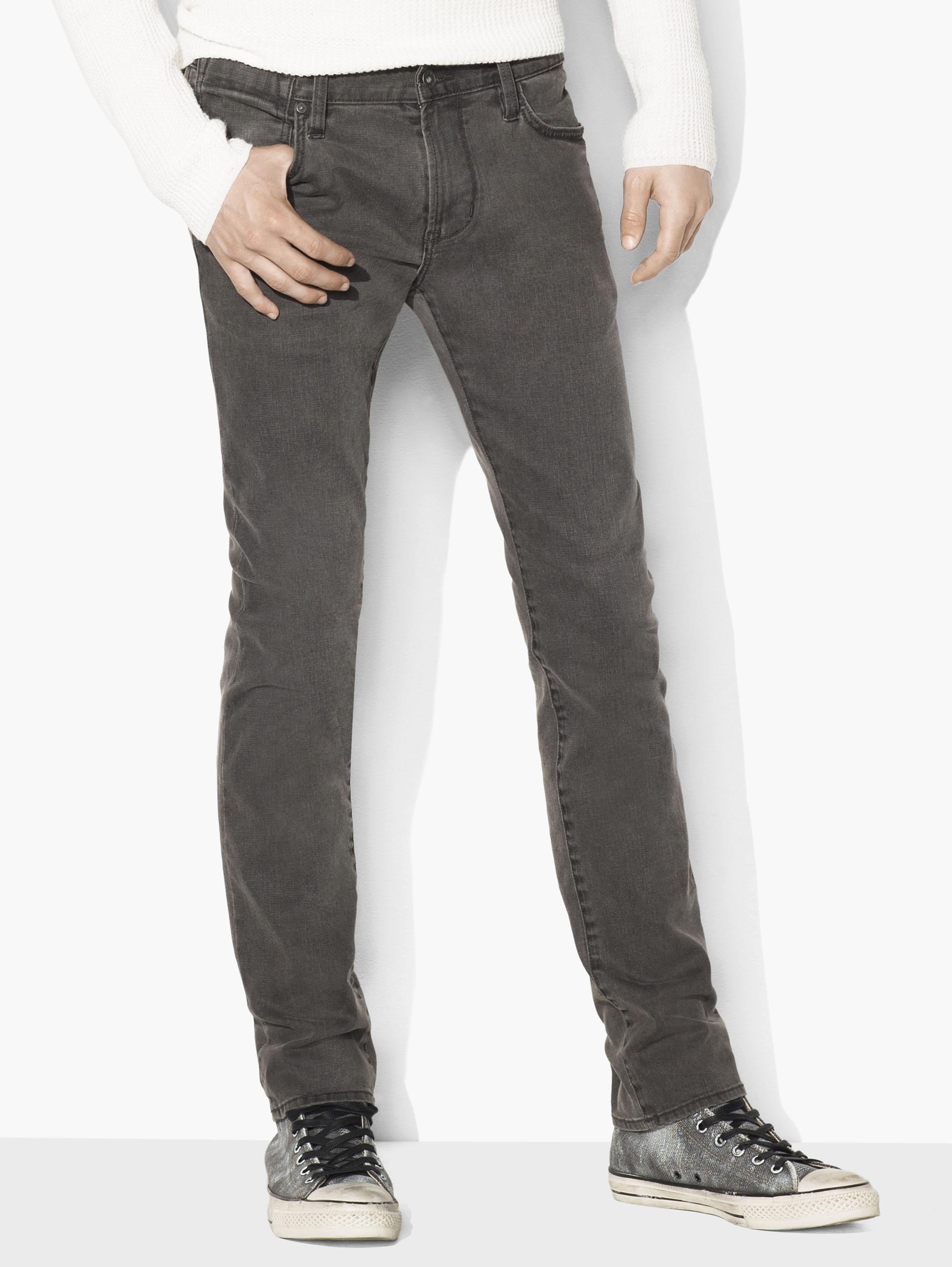 Distressed Bowery Jean