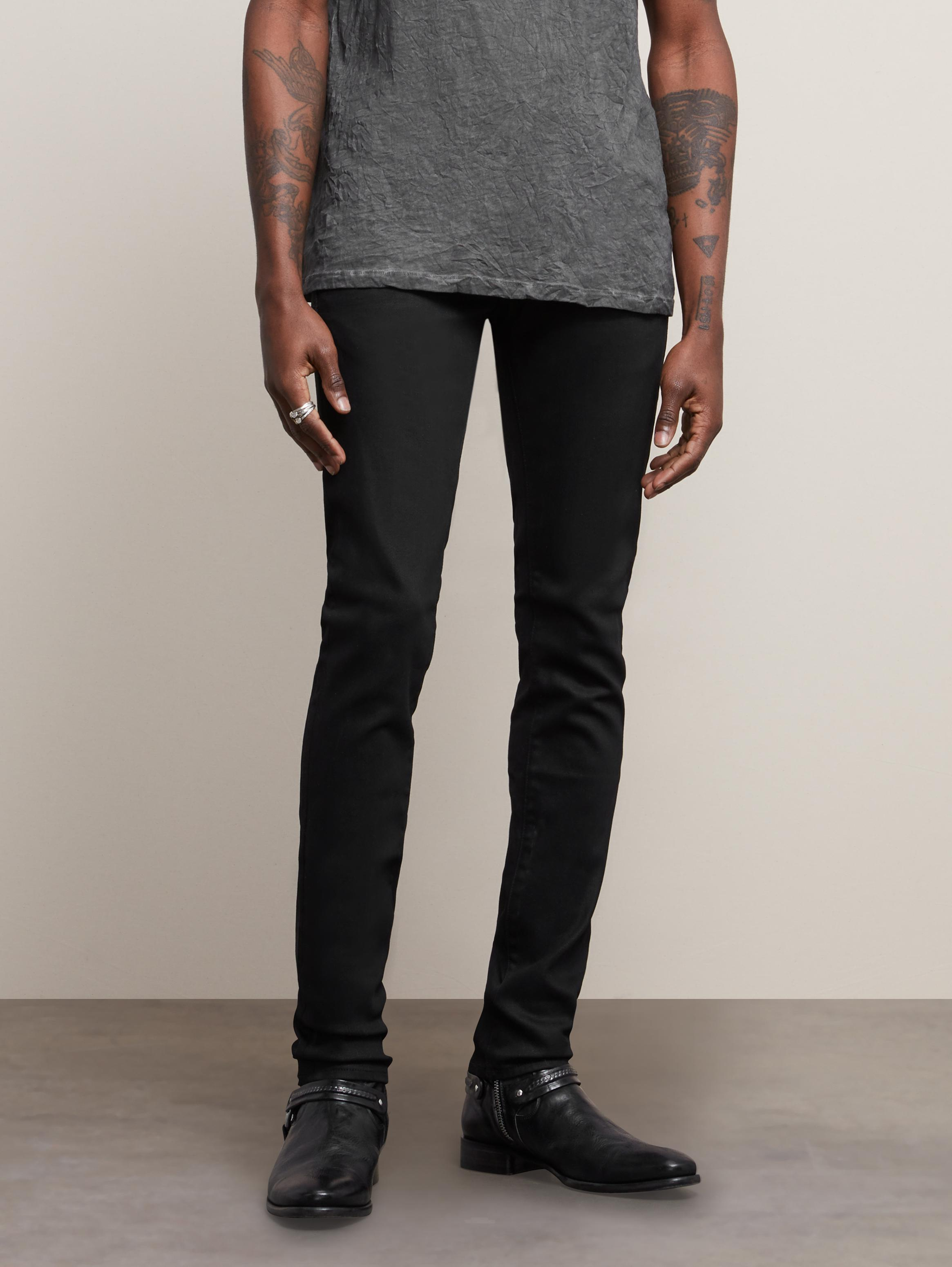 Coated Cotton Wight Jean
