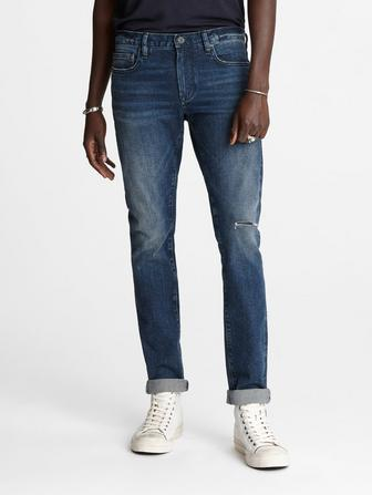 Wight Fit Jean - Reverb Wash