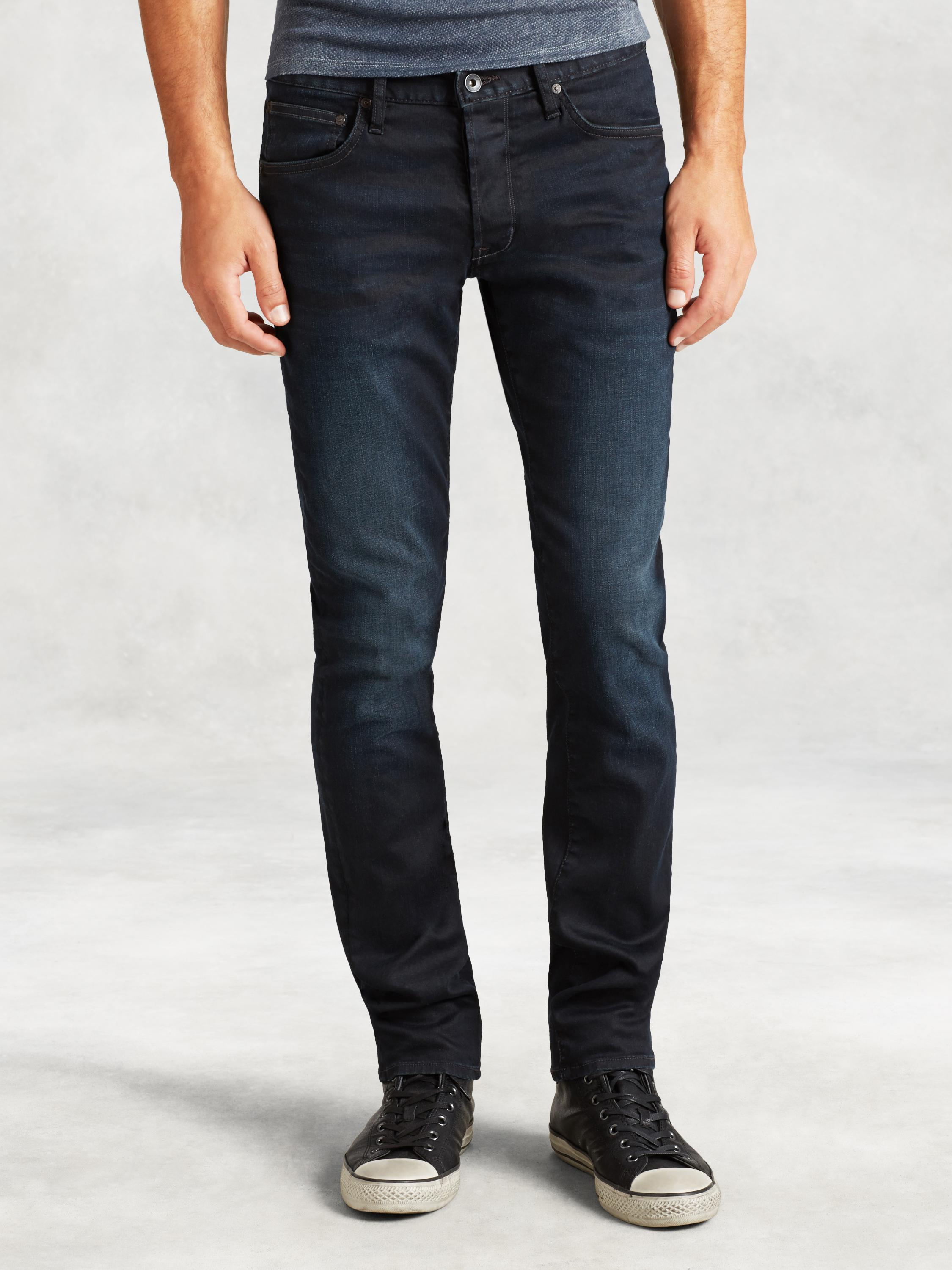 Cotton Wight Jean