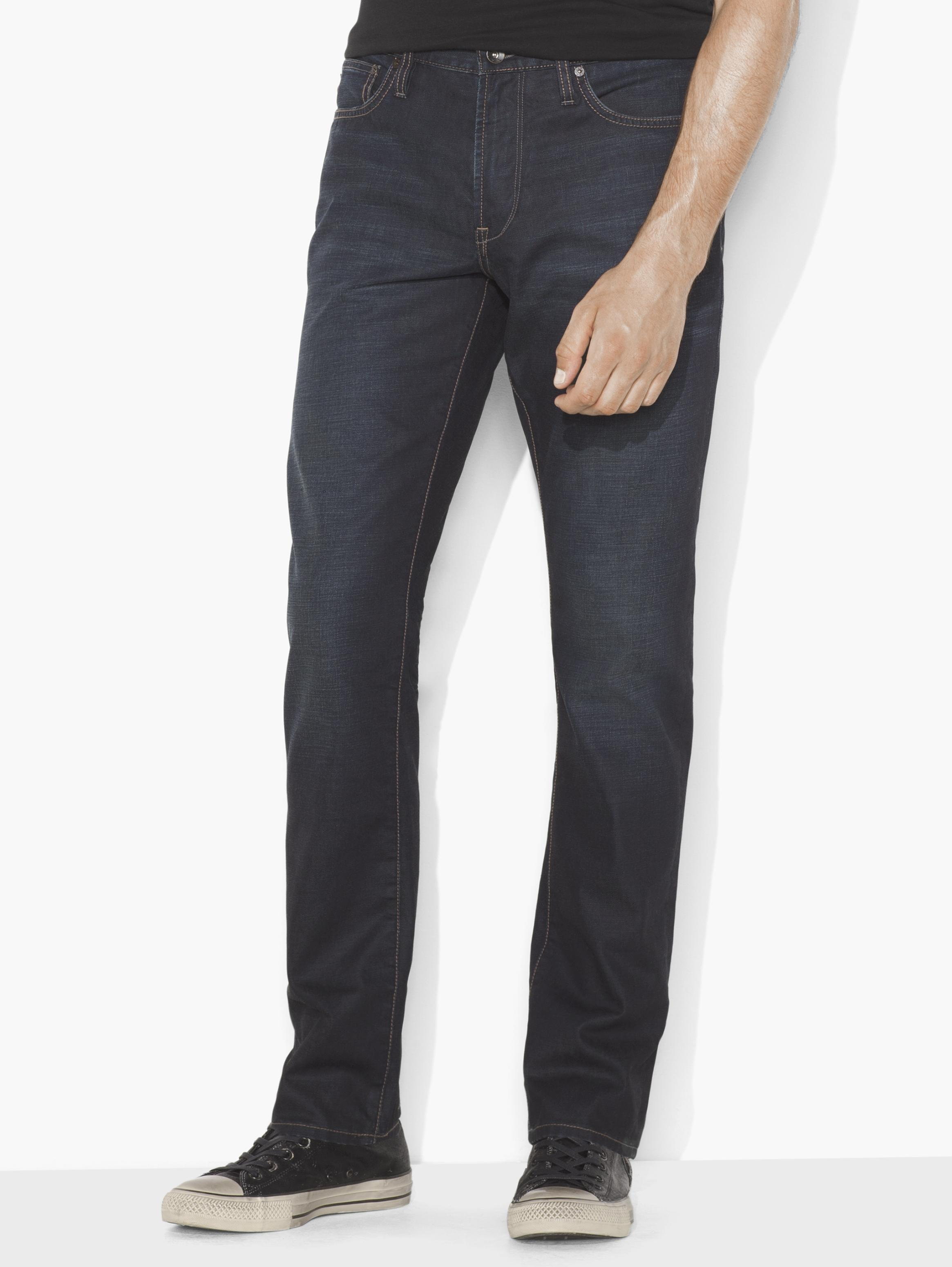 Wight Hand-Sanded Jean