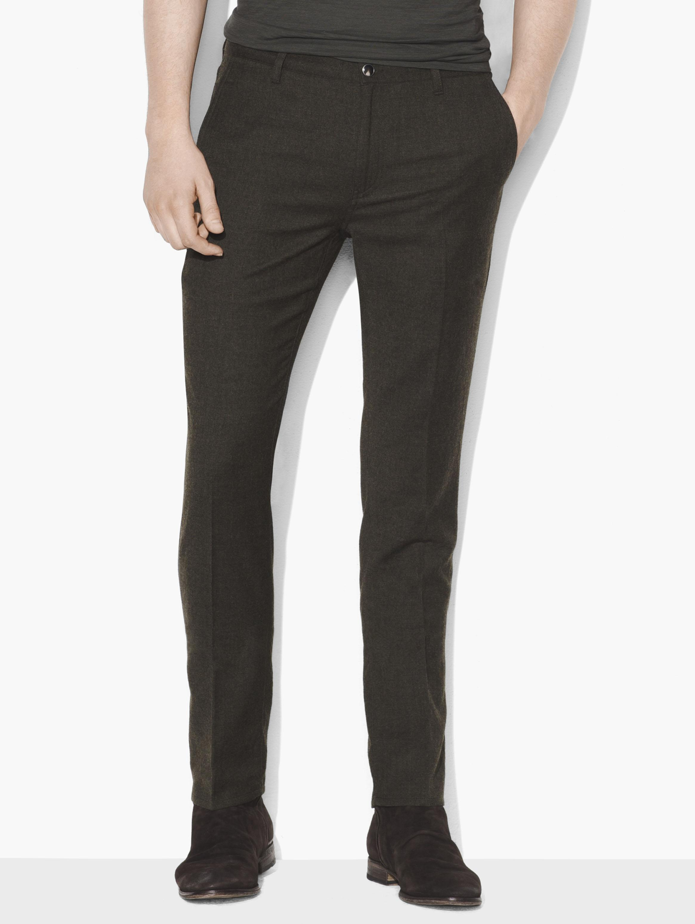 Virgin Wool Motor City Pant