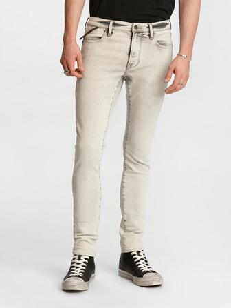 Matchstick Fit Jean With Zip Coin Pocket