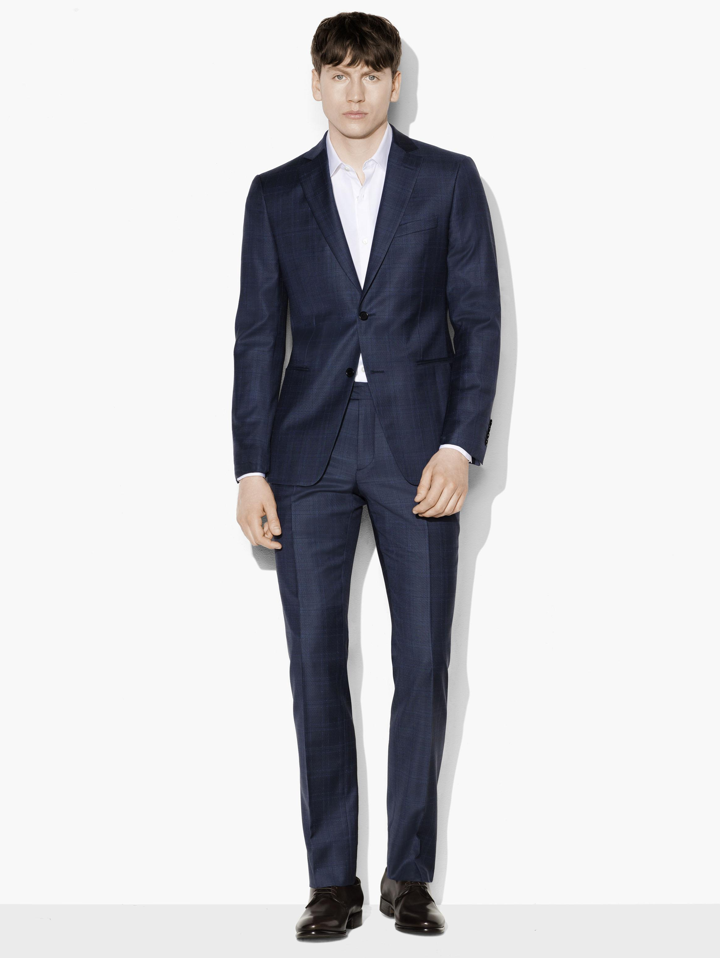 Jake Wool Suit