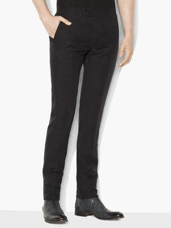 Linen & Silk Austin Dress Pant