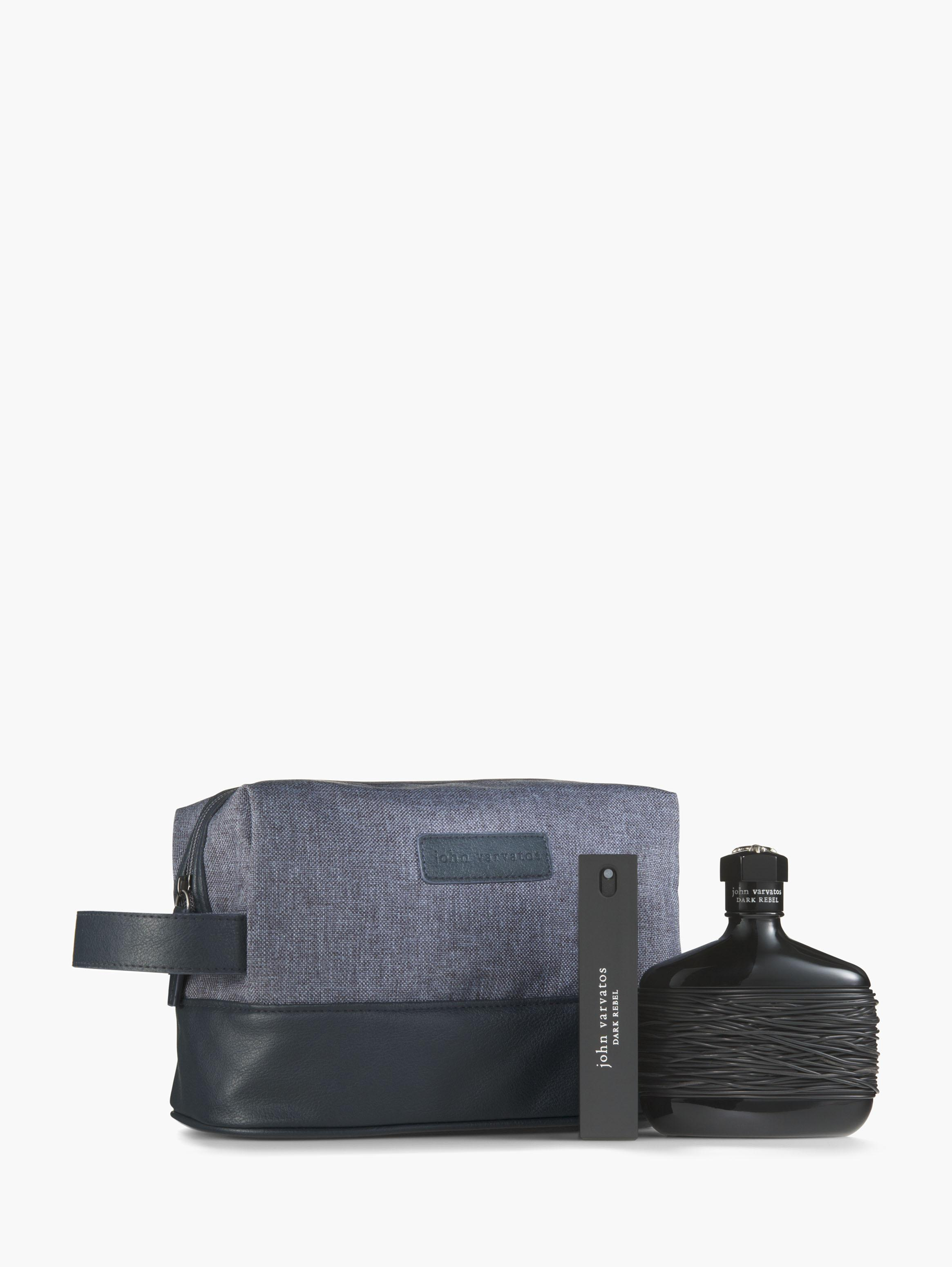 Dark Rebel 4.2oz Dopp Kit Set