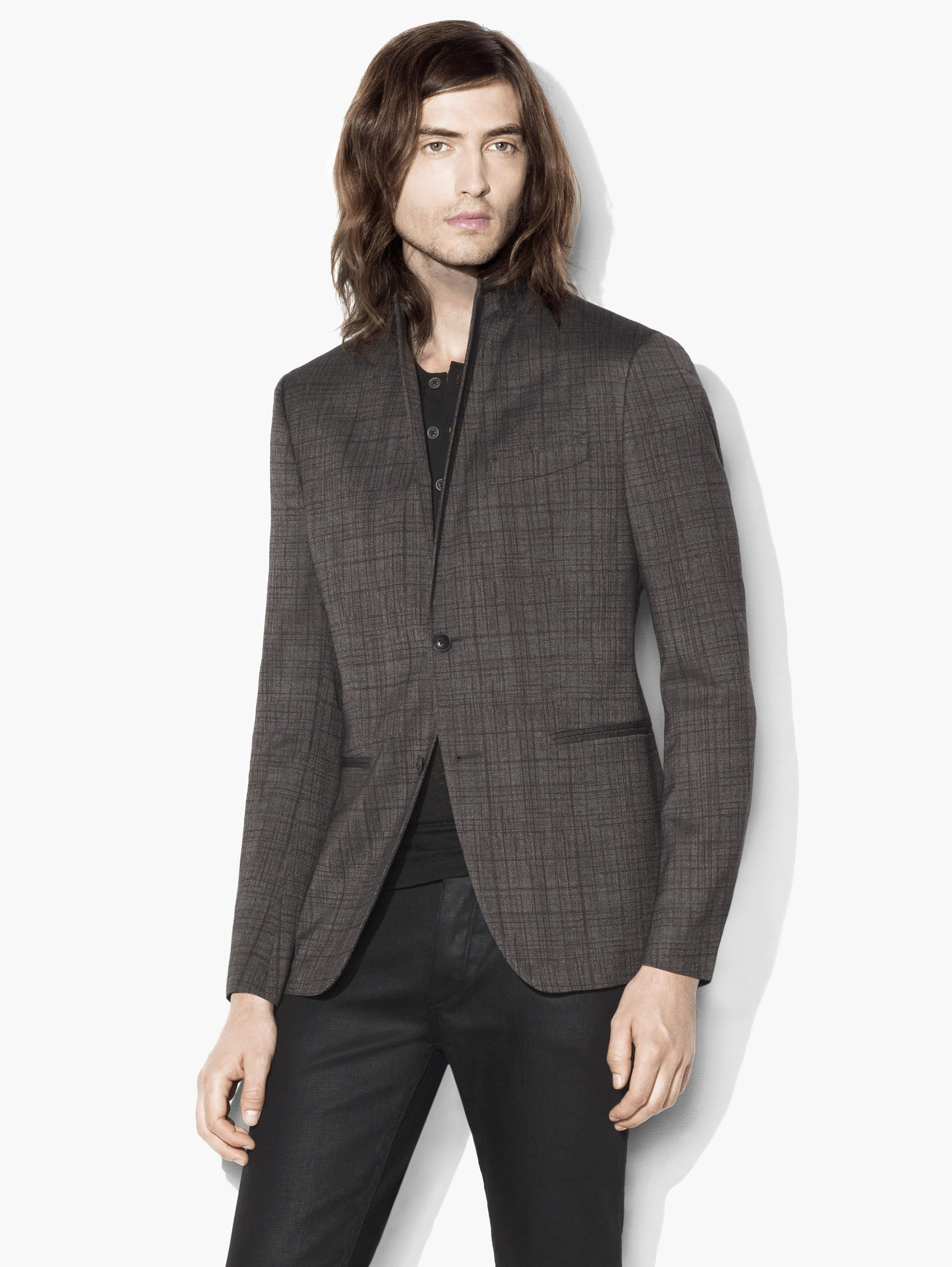 Austin Crosshatch Sport Coat