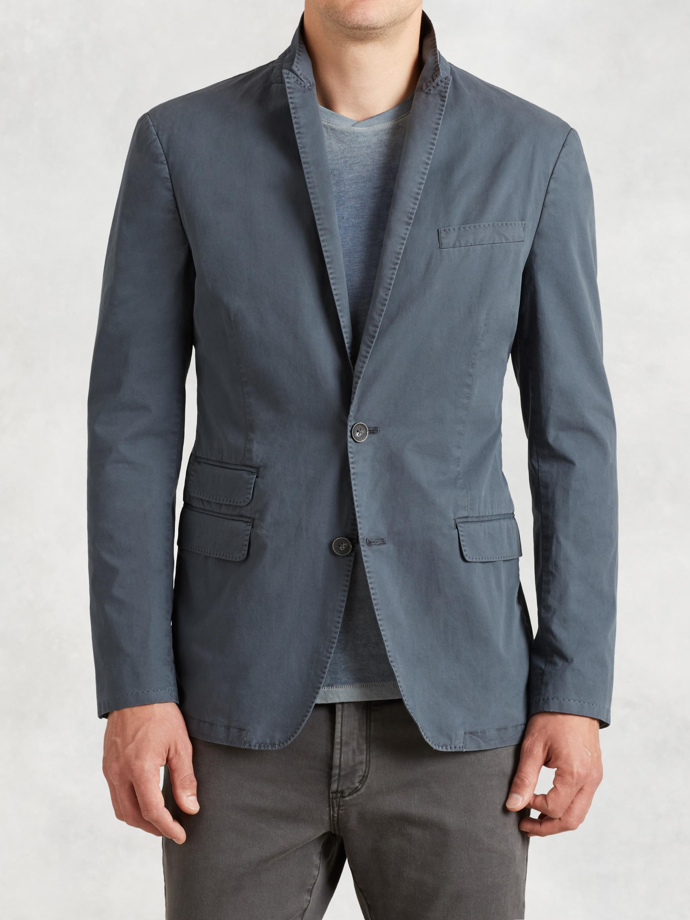 Pick Stitch Jacket