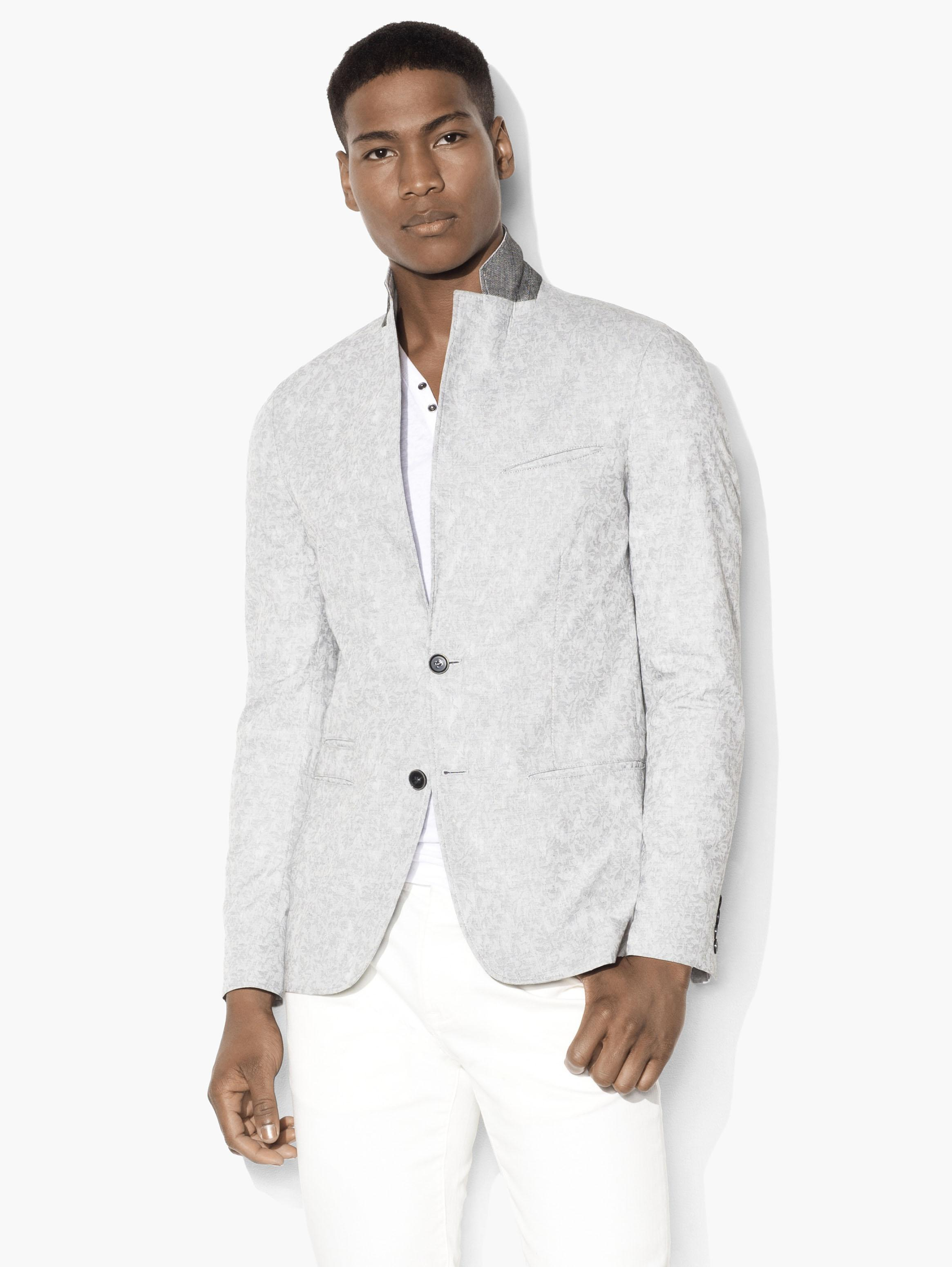 Jacquard Thompson Jacket