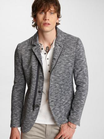 Daryl Double Knit Jacket