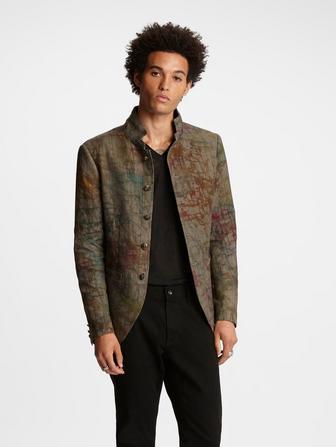 Art Print Jacket