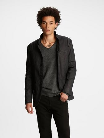 Garment Washed Jacket