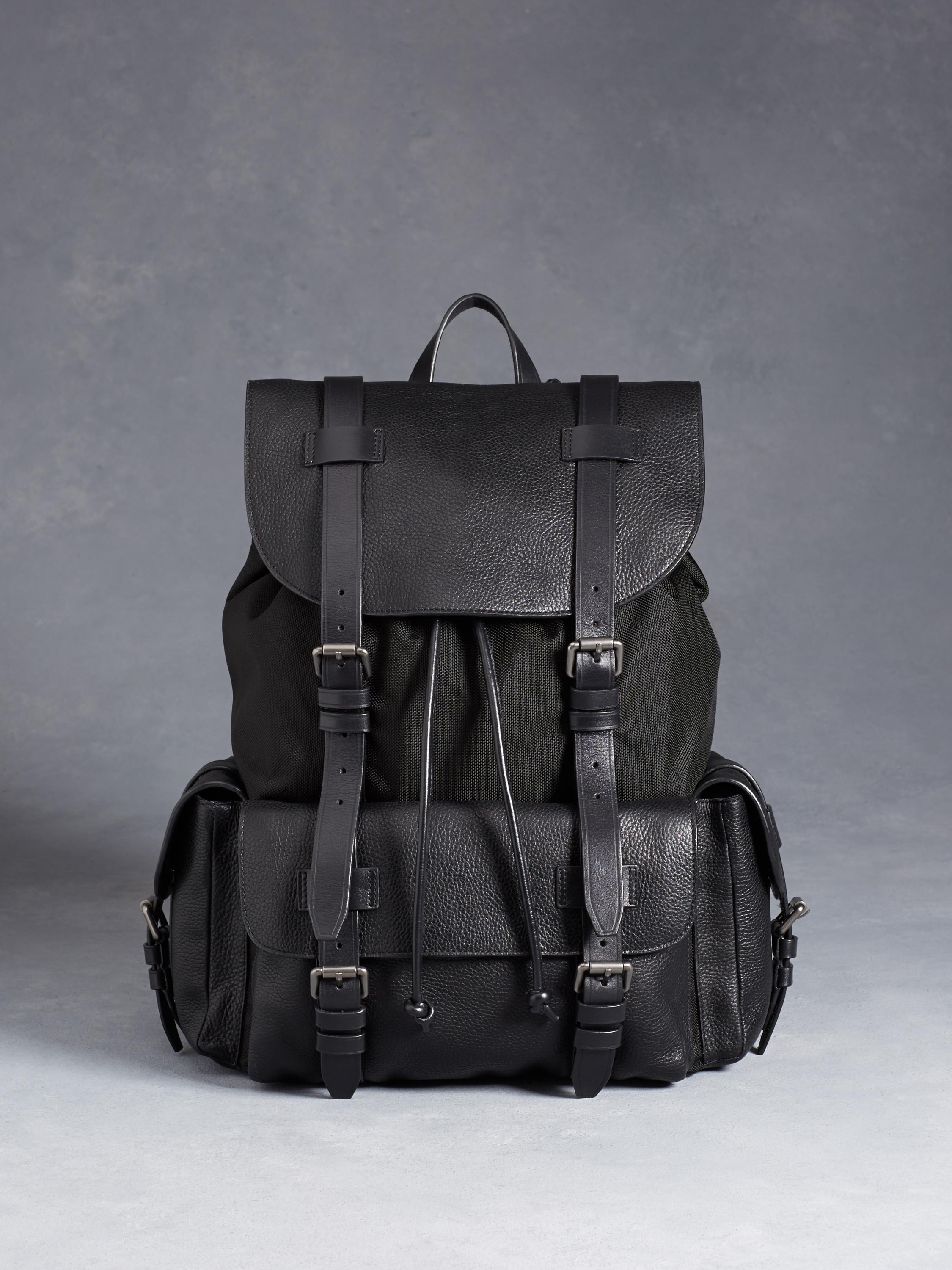 Fulton Large Triple Pocket Backpack