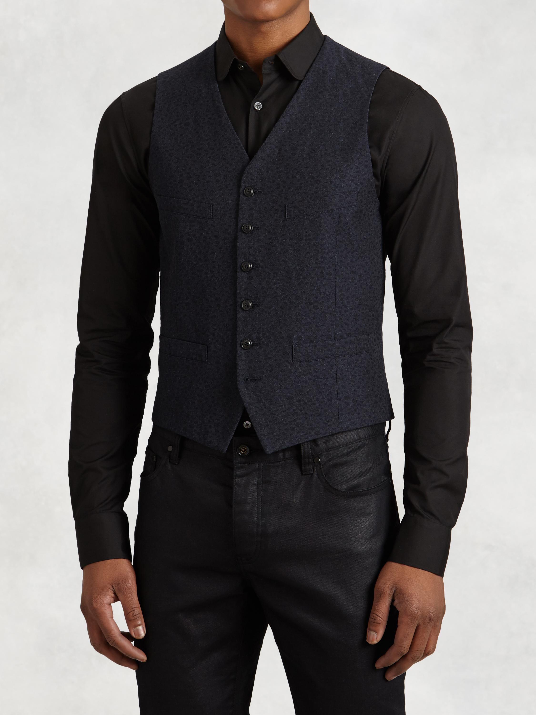 Wool Cotton Vest