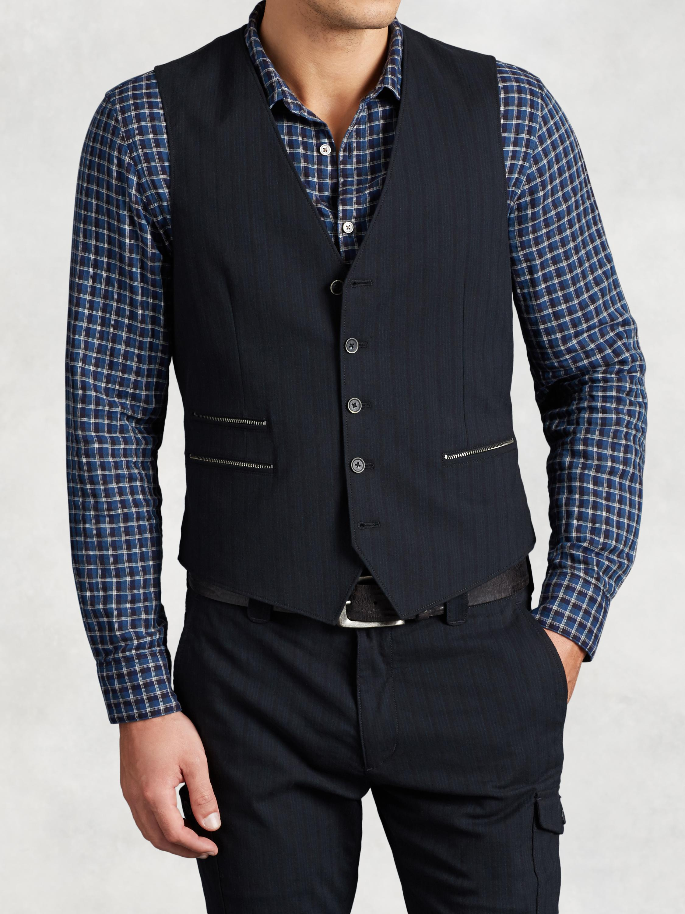 Zip Pocket Vest