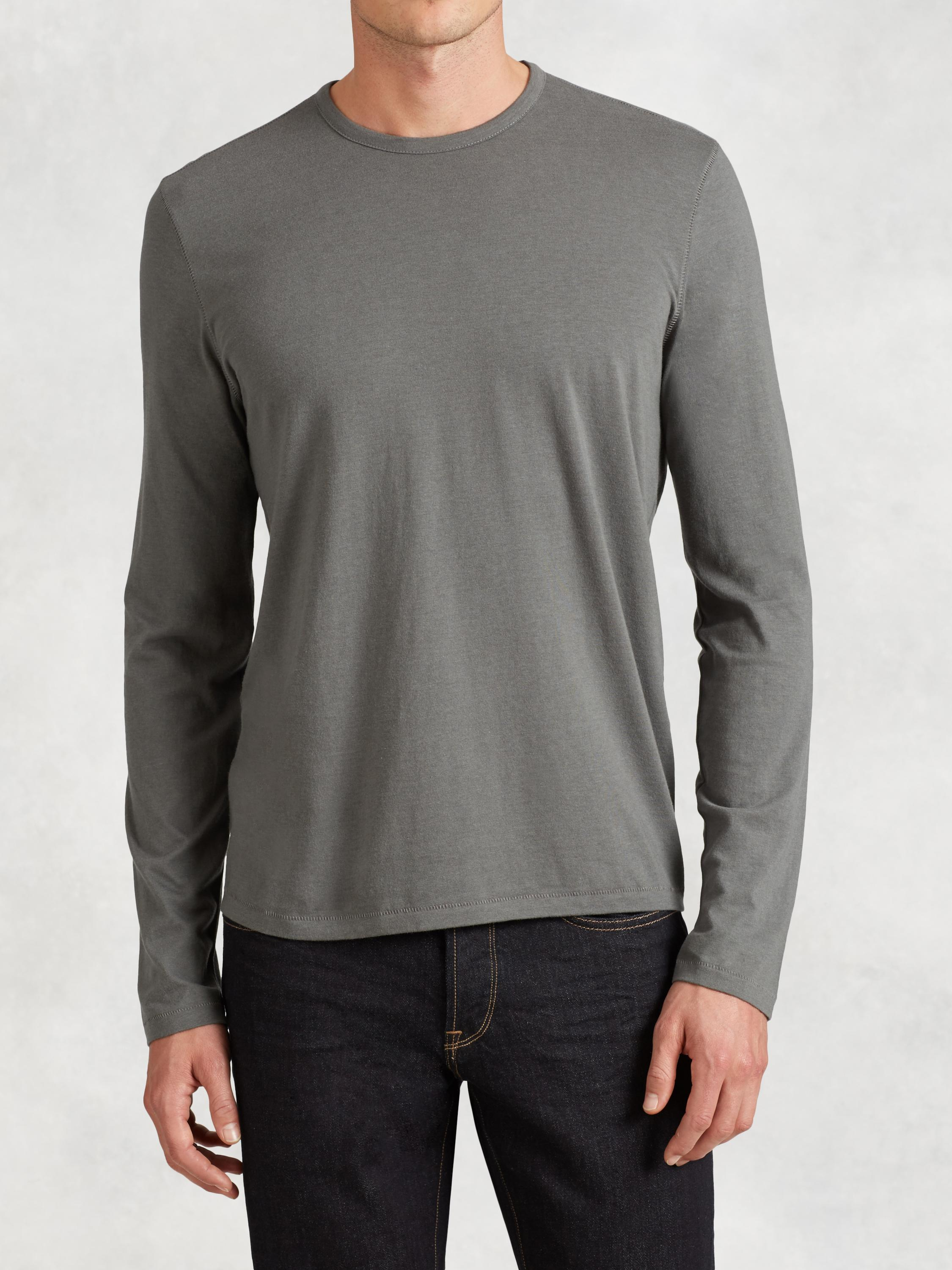 Cotton Modal Crewneck