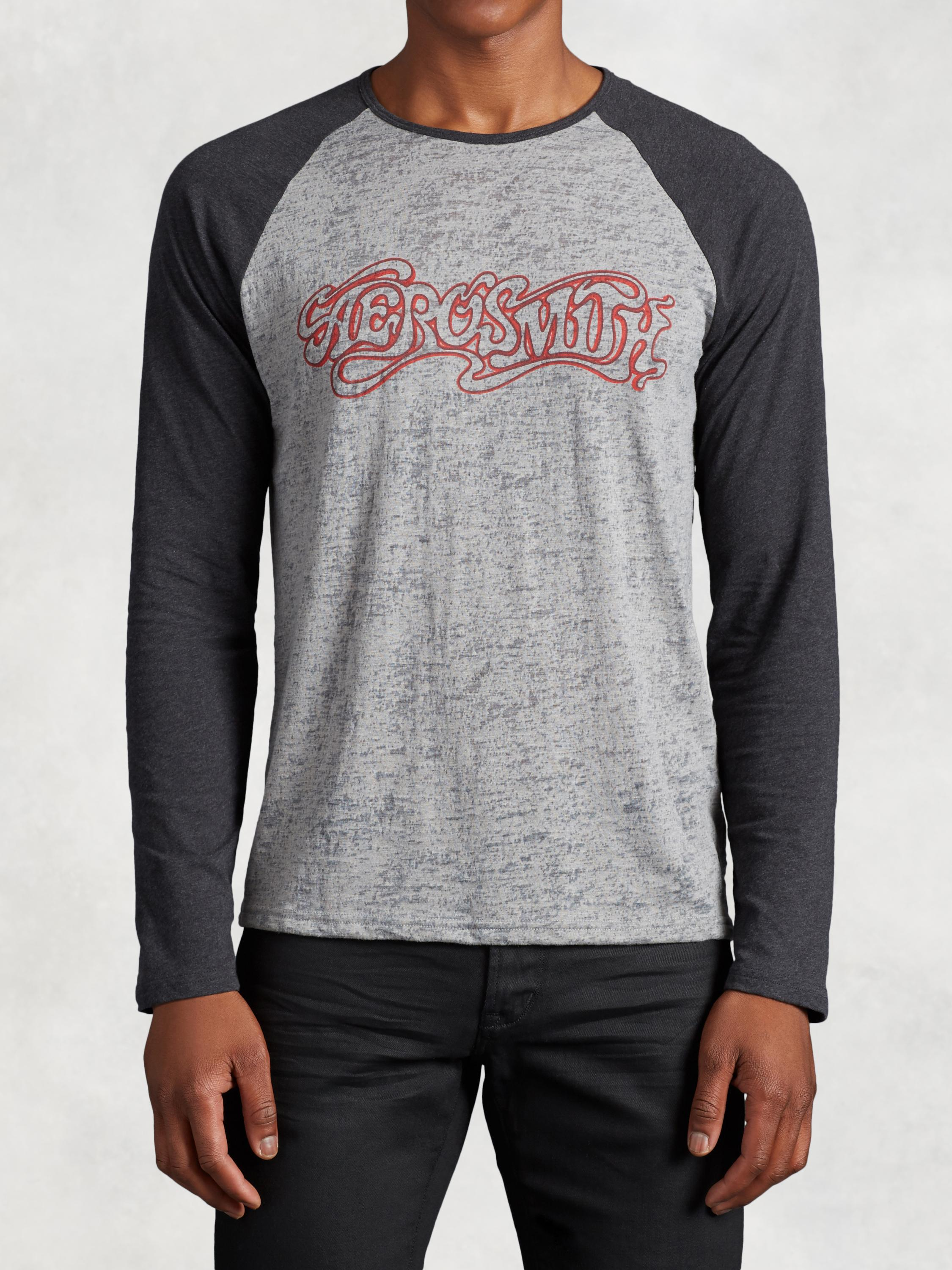 Aerosmith Graphic Long Sleeve