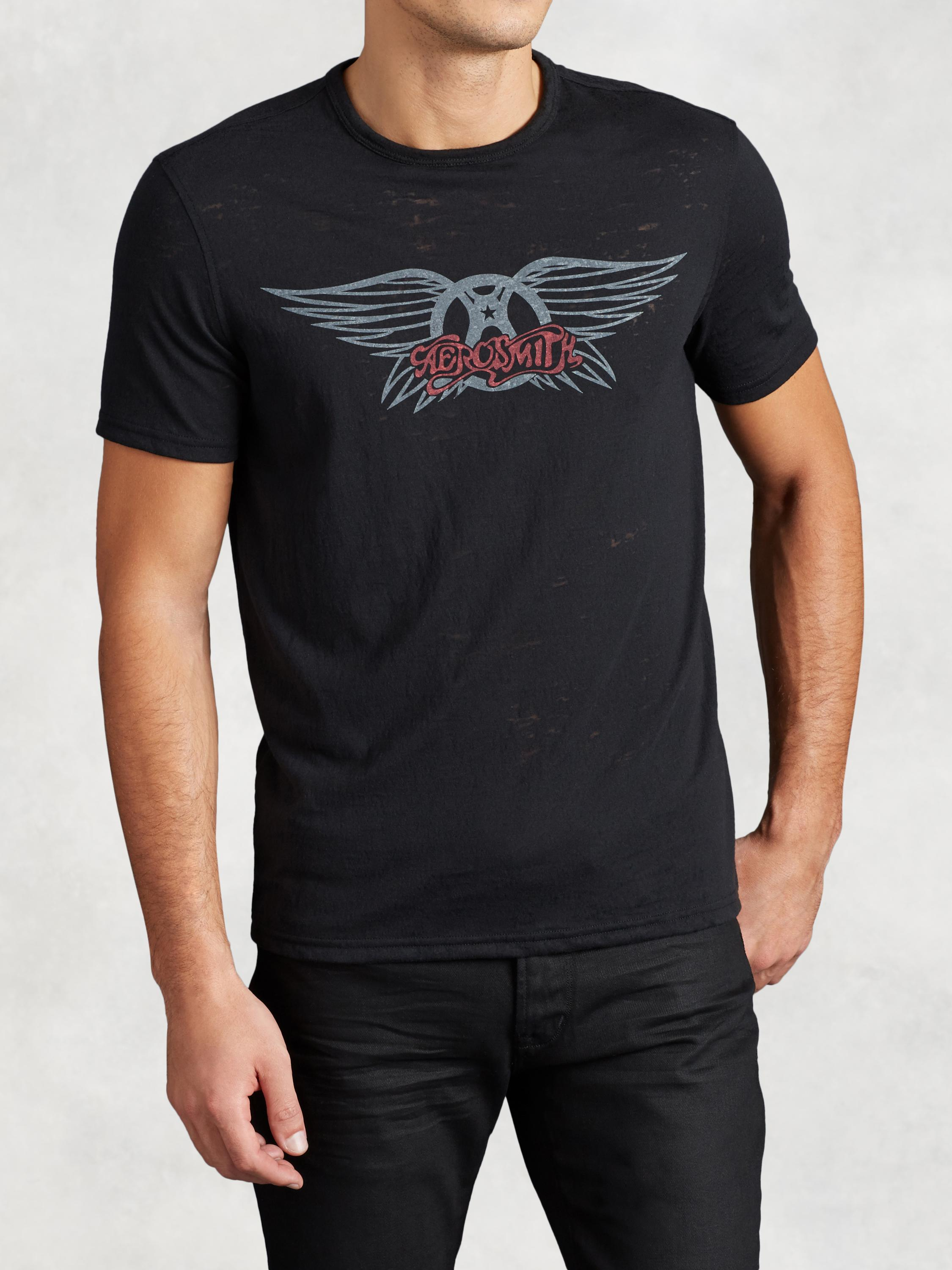 Aerosmith Wings Graphic Tee