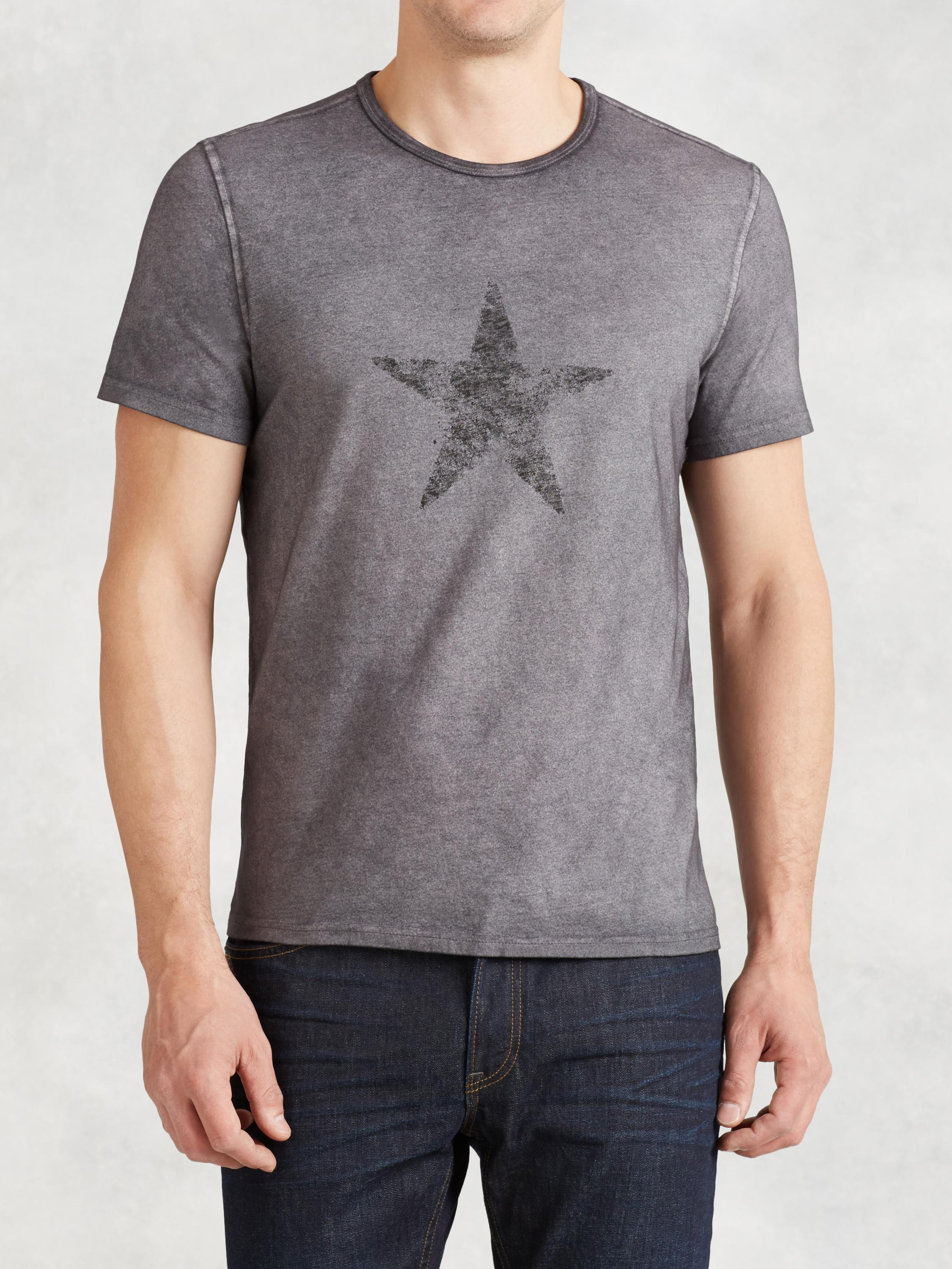 Faded Star Graphic Tee