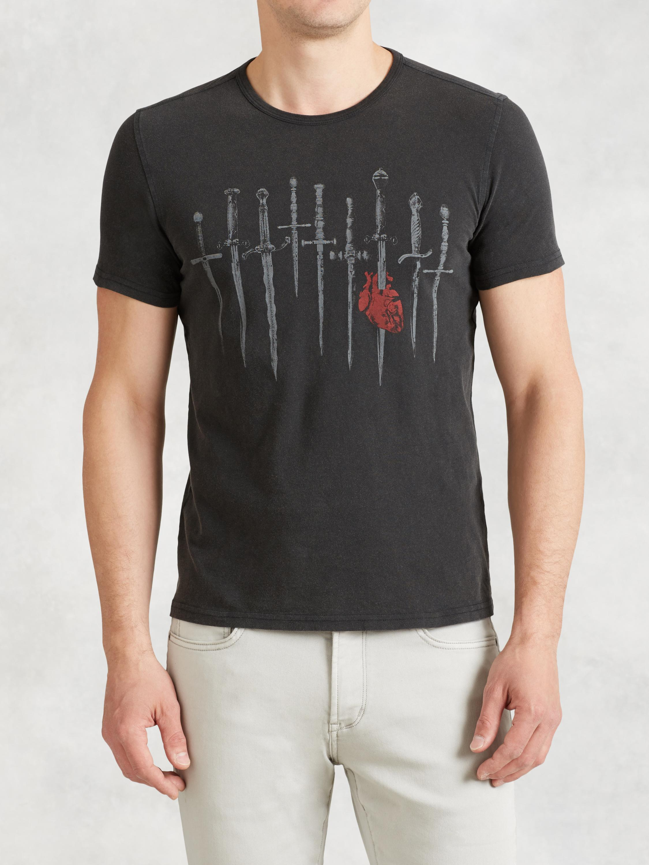 Daggers Graphic Tee