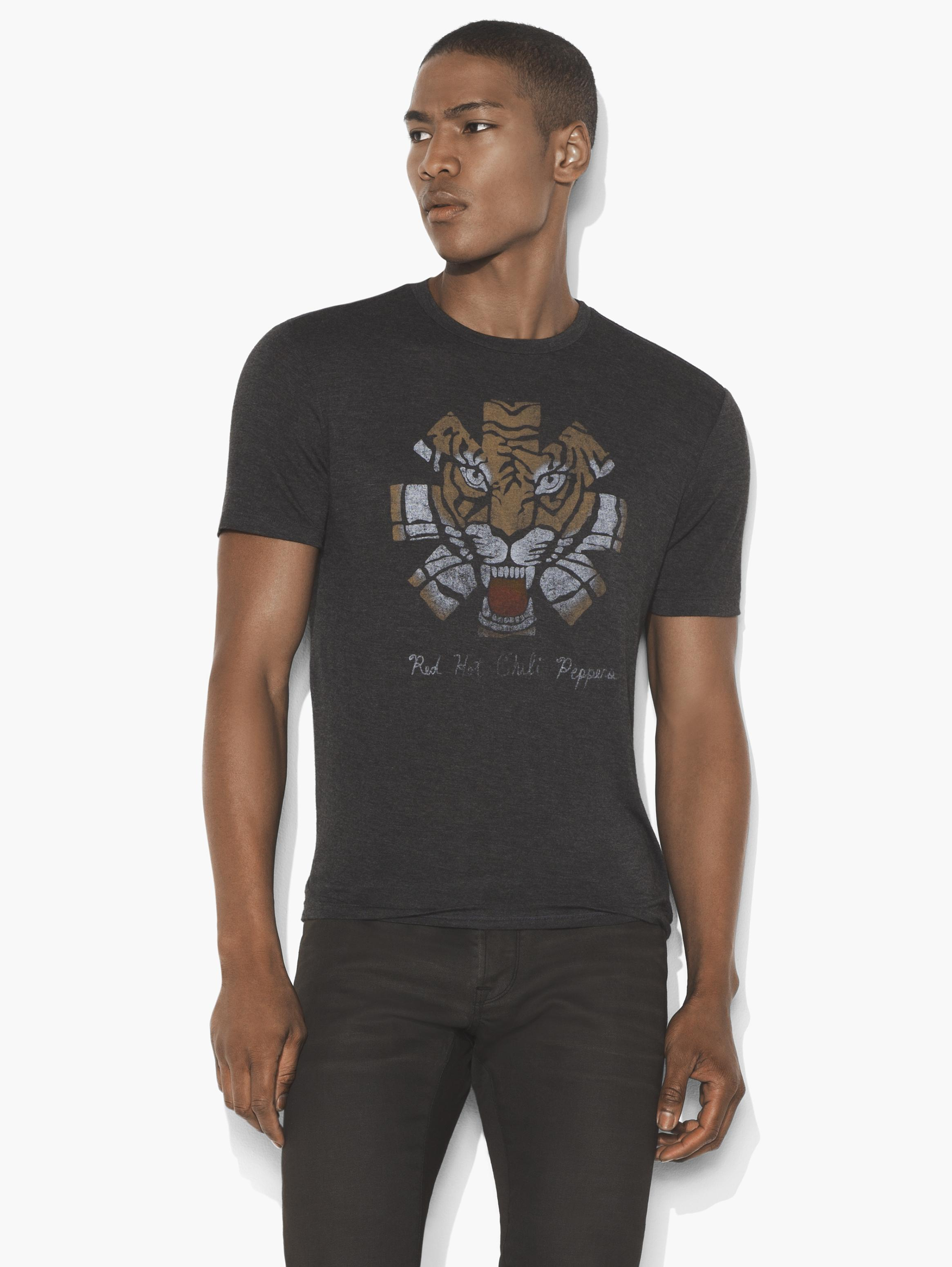 RHCP Tiger Graphic Tee
