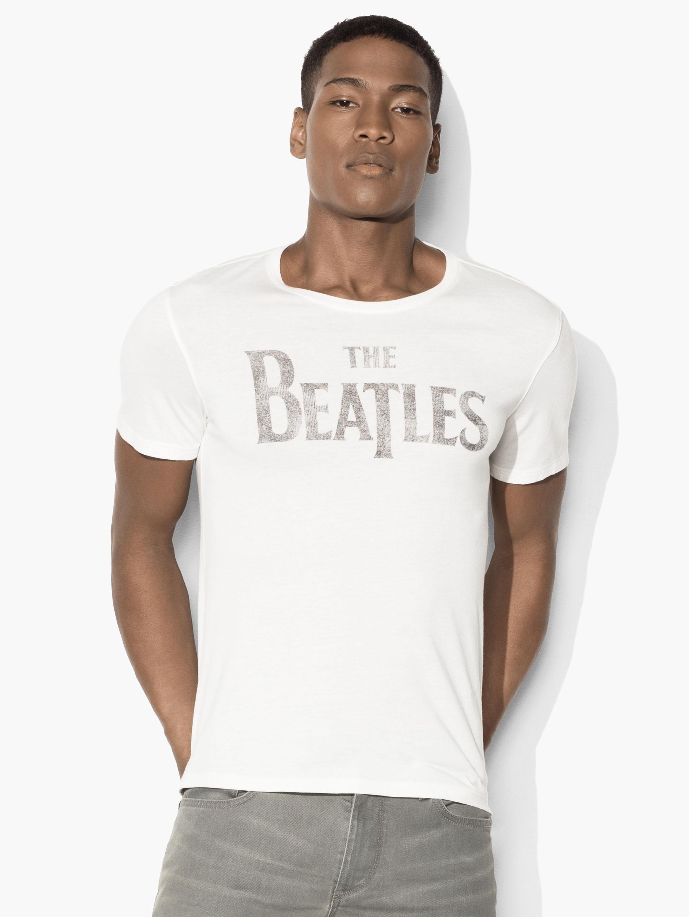 The Beatles, Logo Graphic Tee