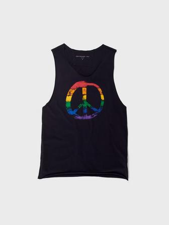 PRIDE PEACE TANK TOP