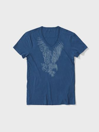 EAGLE PINS TEE