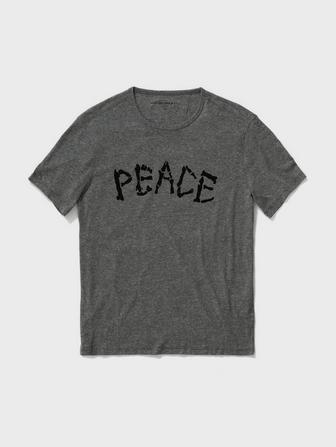 PEACE BONES TEE