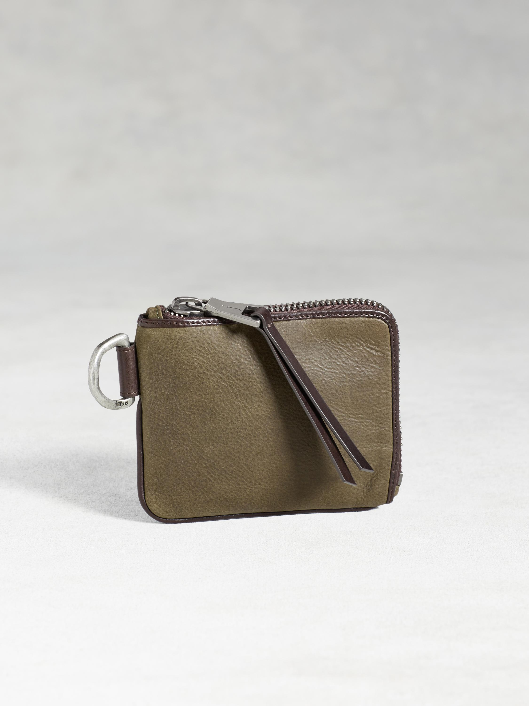 Bleeker L-Zip Wallet