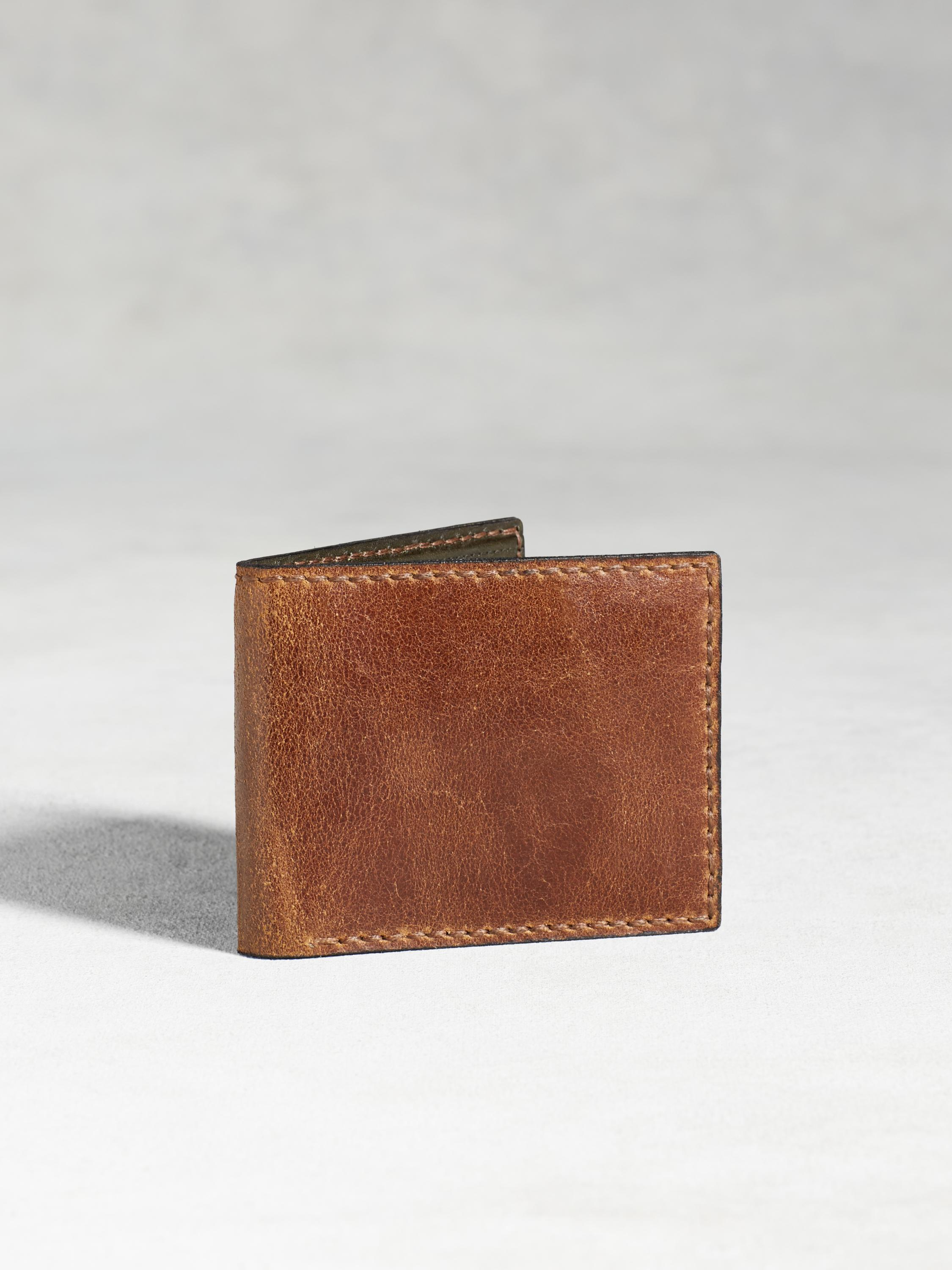 Brooklyn Bi-Fold Wallet