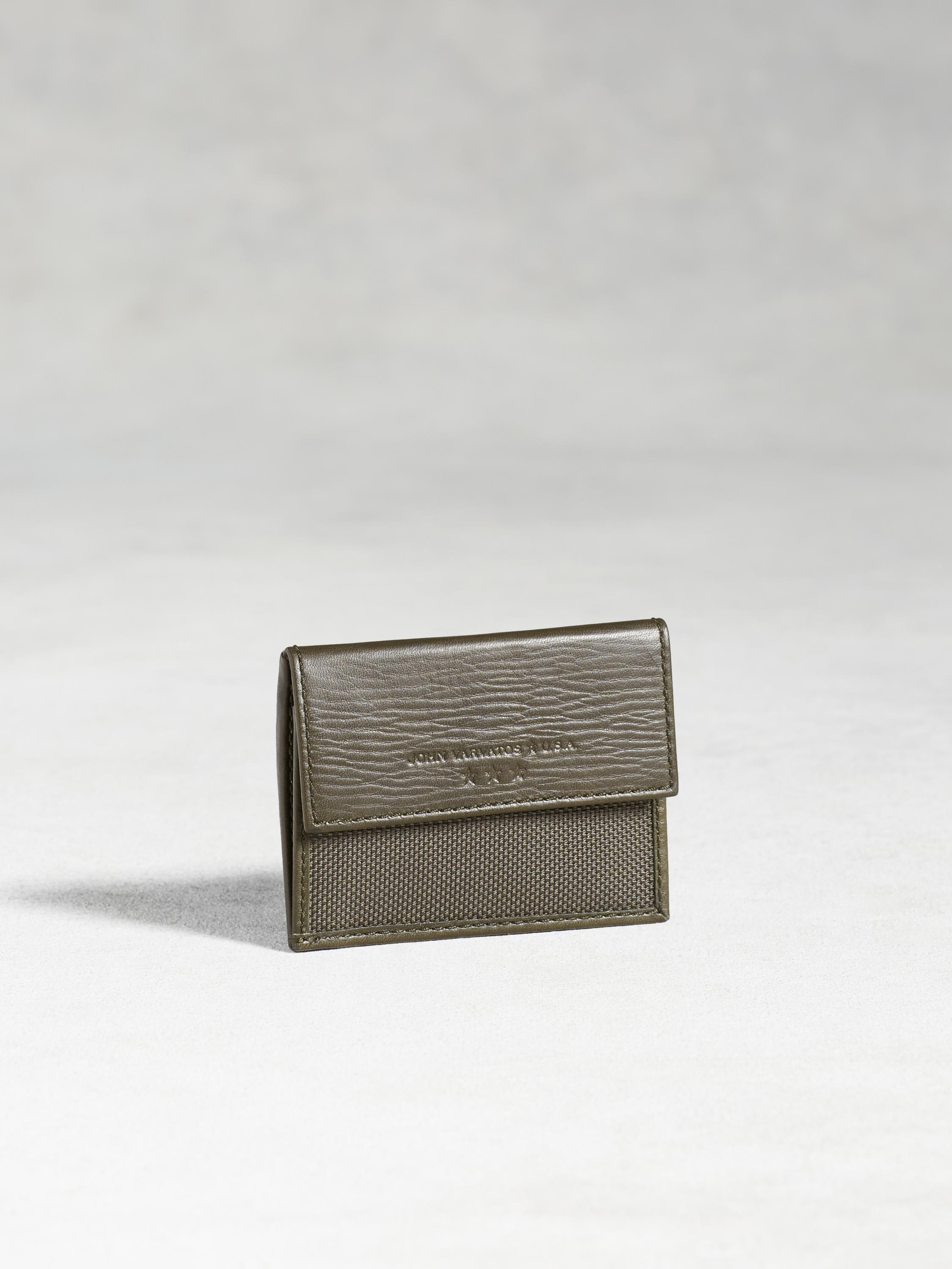 Fulton Flap Card Case