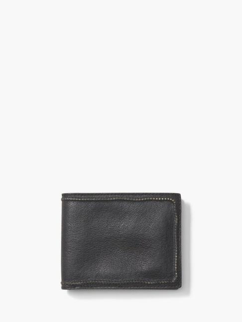 John Varvatos Studded Edge Slim Fold Wallet
