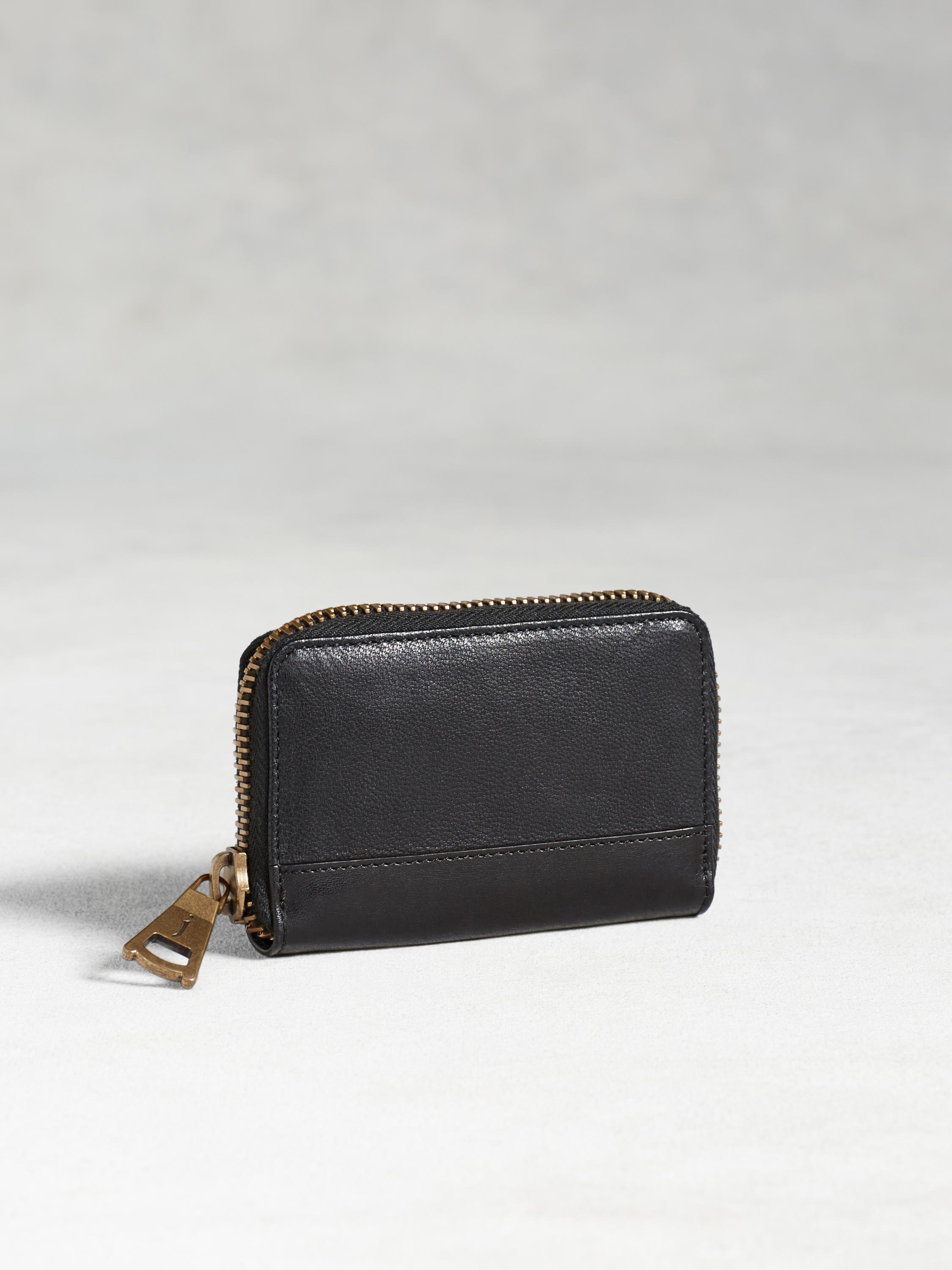 Morrison Zip-Around Card Case