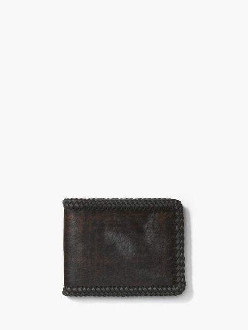 John Varvatos Whip Stitched Bill Fold Wallet