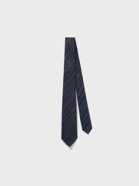 Multi Color Stripe Soho Tie