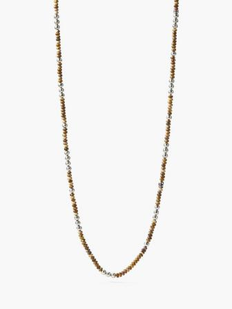 BEADED MERCER NECKLACE