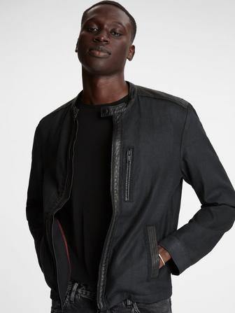Cory Coated Canvas Jacket