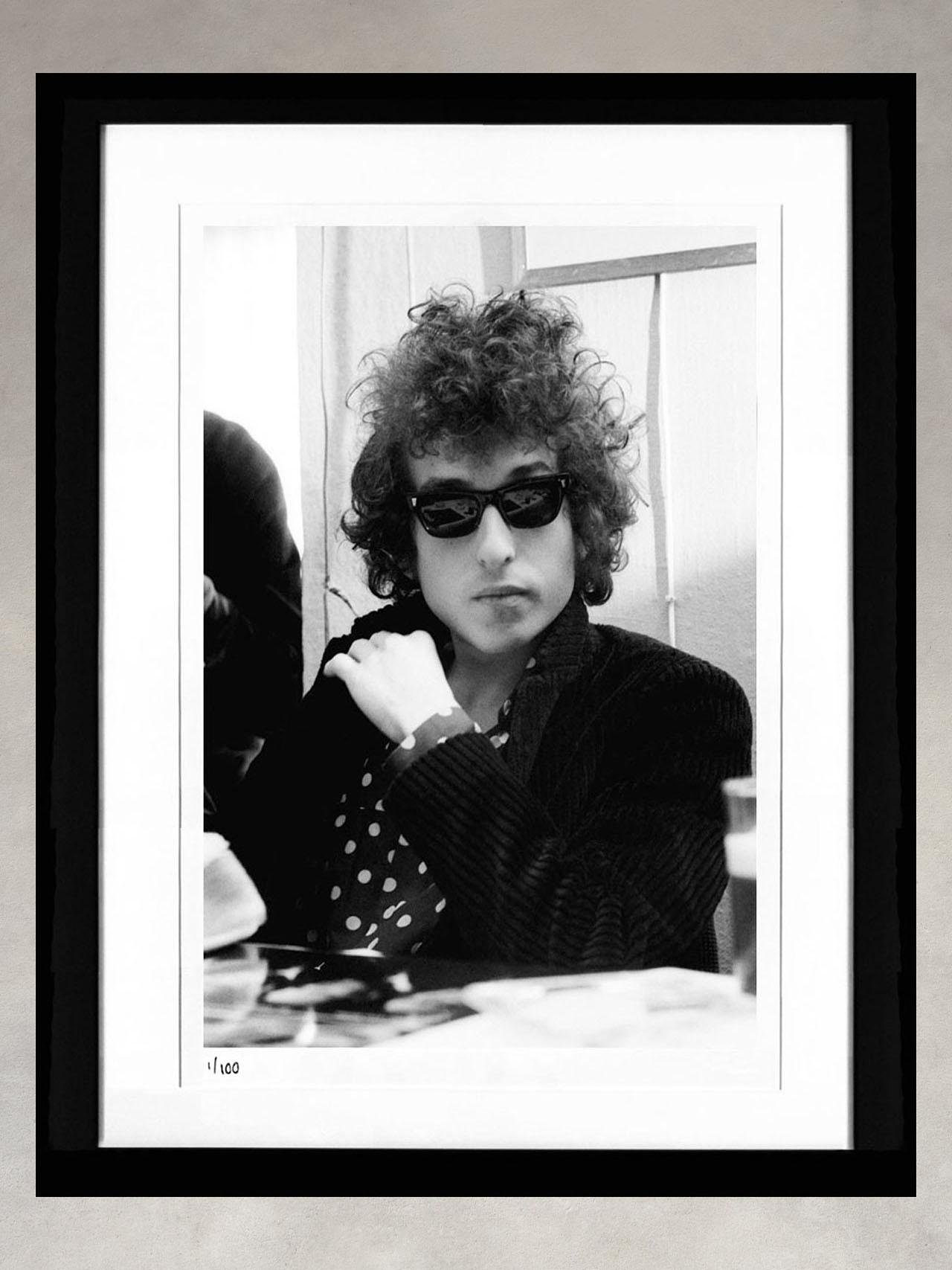 Bob Dylan by Charles Gatewood