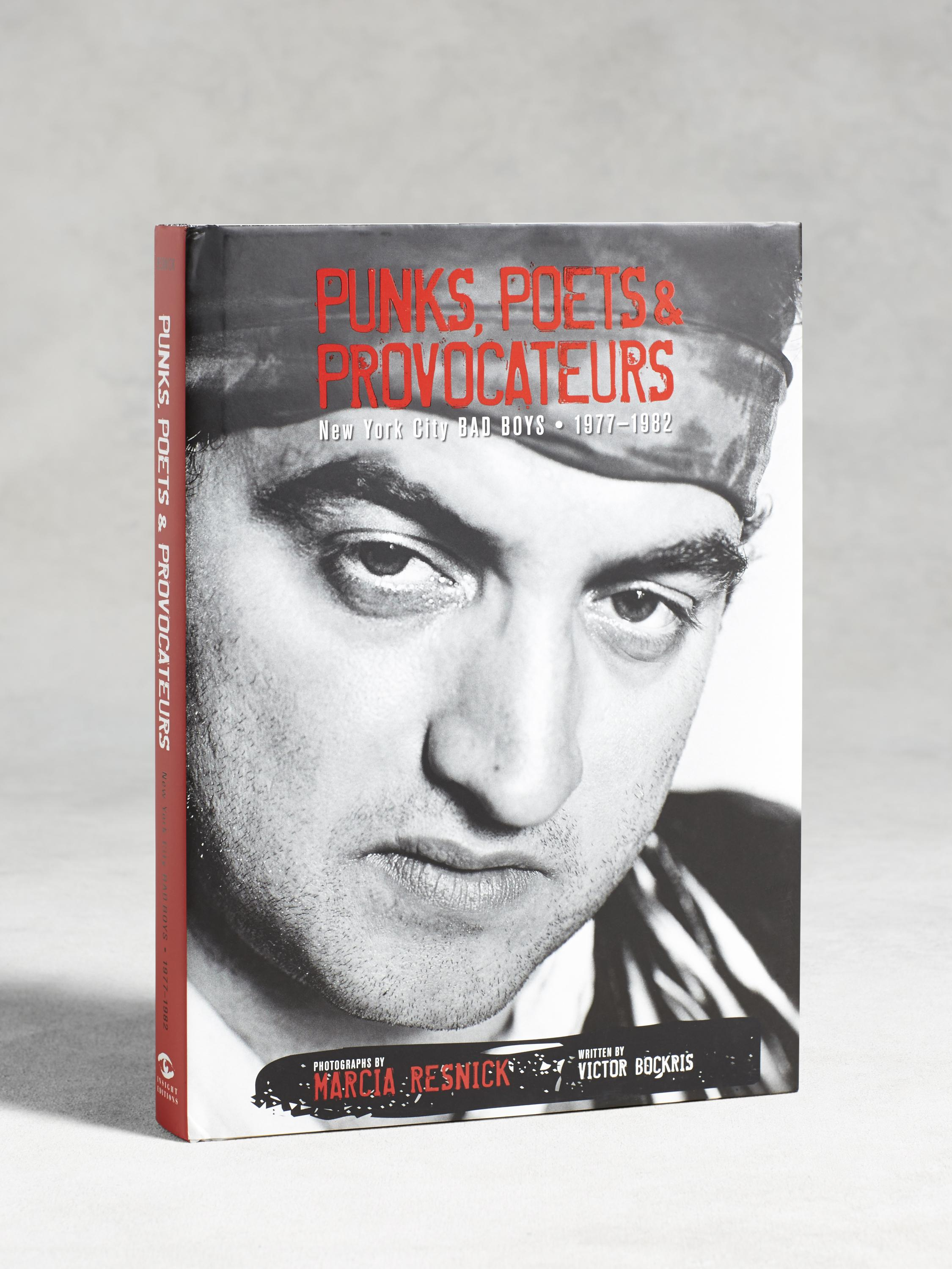 Punks, Poets & Provocateurs