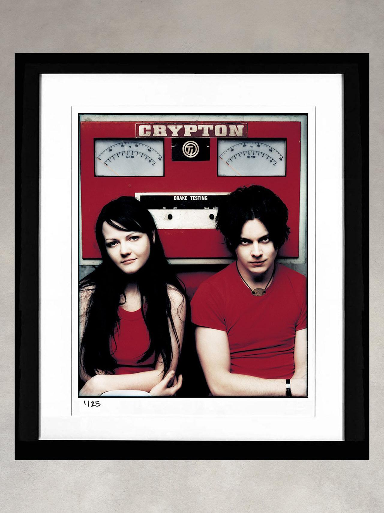 The White Stripes by Kevin Westenberg