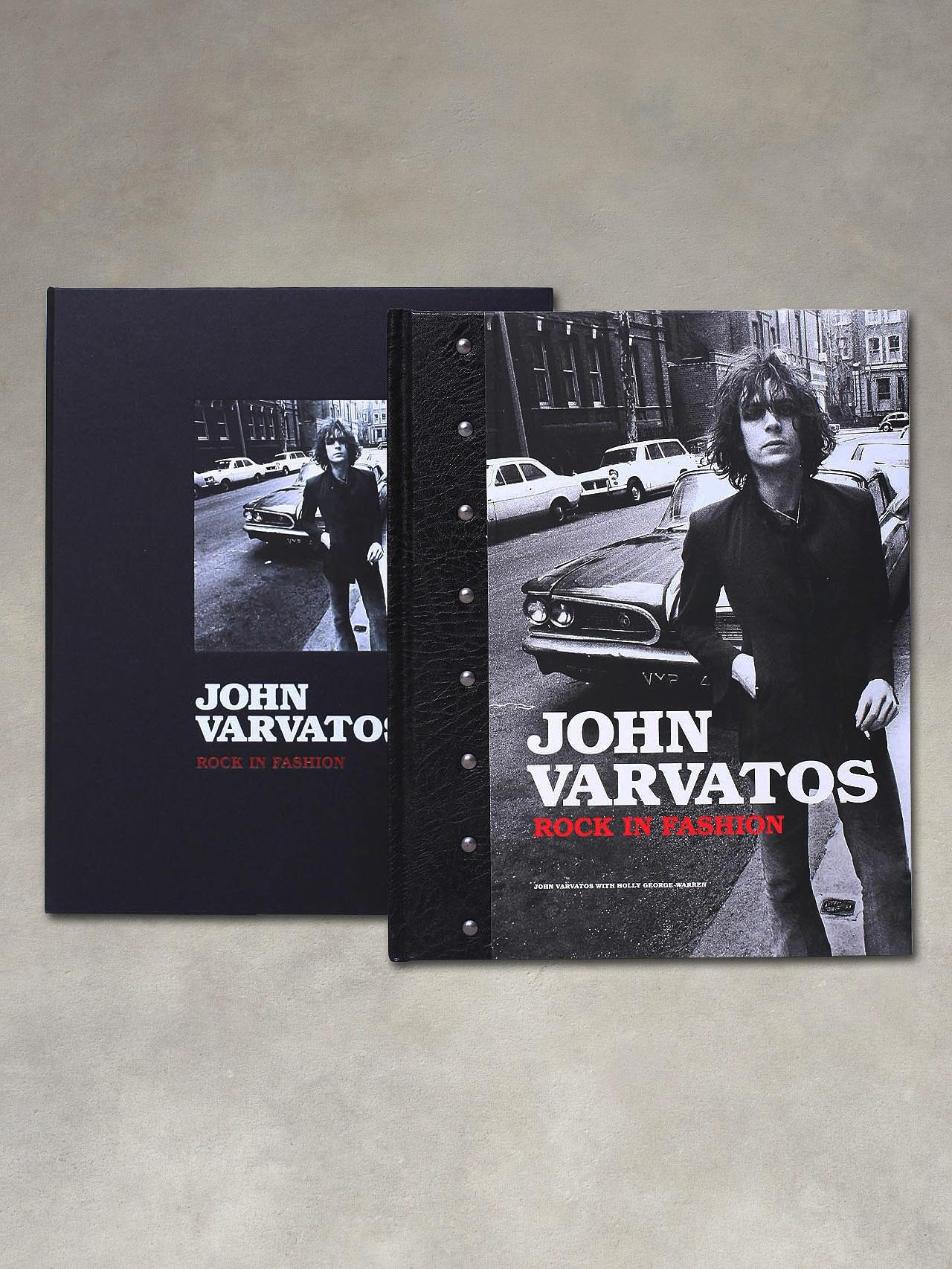 Limited Edition: Rock in Fashion by John Varvatos