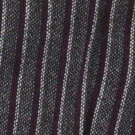 Merino Wool Striped Scarf