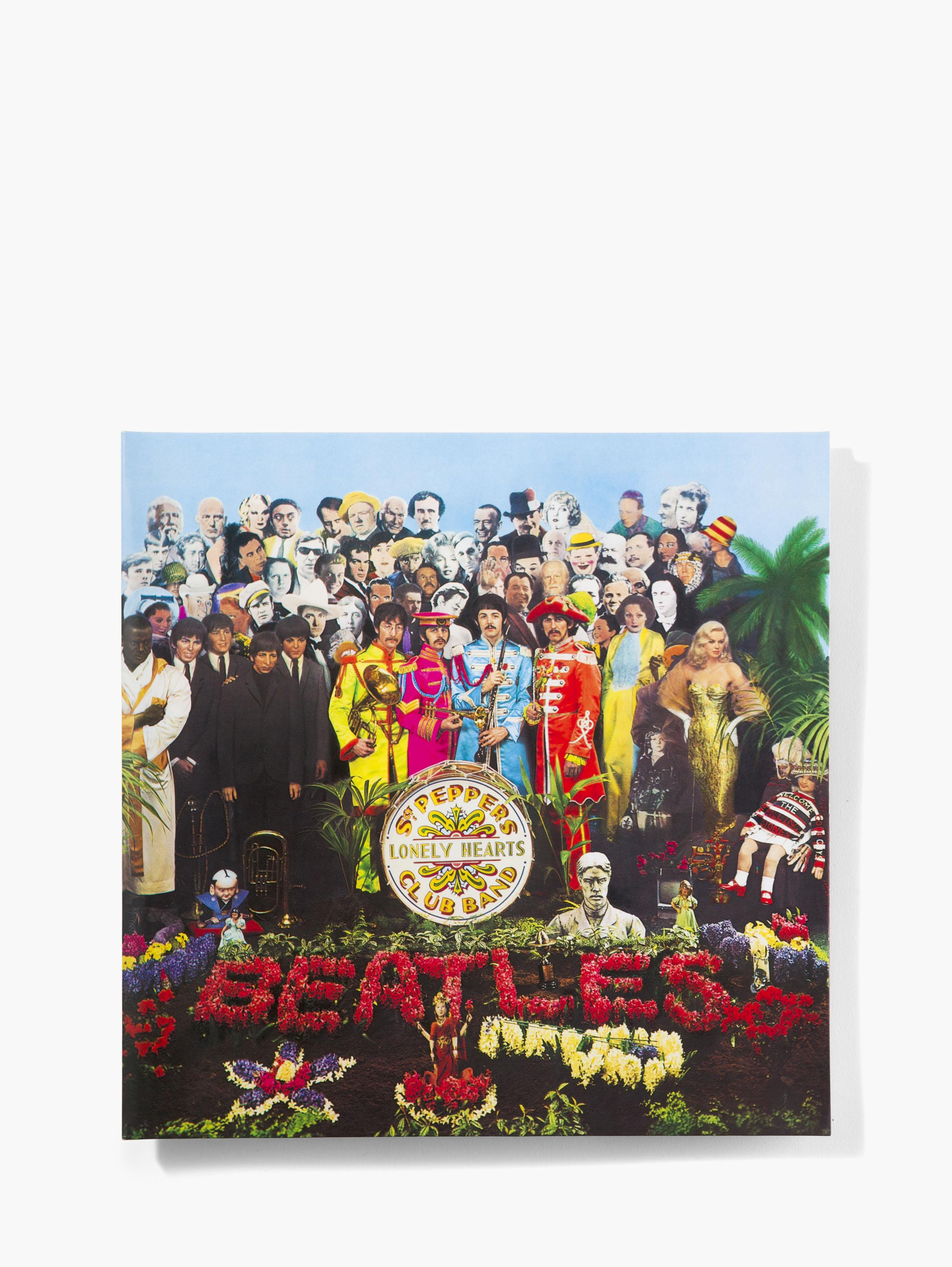 The Beatles - Sgt. Peppers Lonely Hearts Club